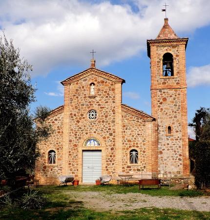 Chiesa di Monte Antico